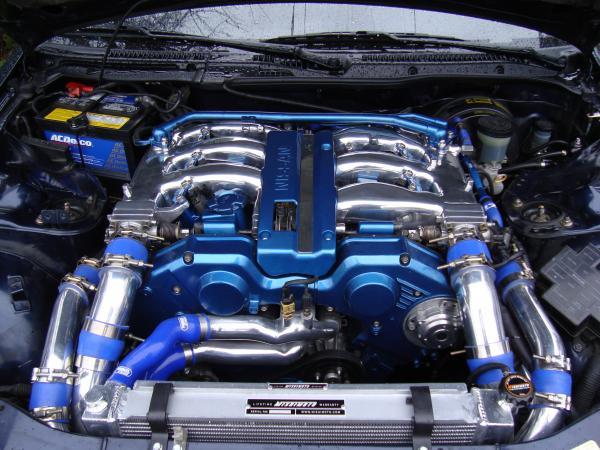 Tom300zx\u0027s Garage  1990 Nissan 300zx 2+2 NA-TT Swap