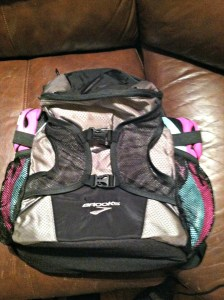 Brooks backpack