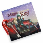 The Magic Christmas Key Review and Giveaway!