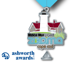 ZOOMA Cape Cod Medal