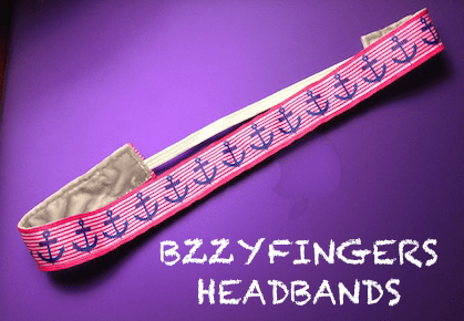 Bzzyfingers Headbands