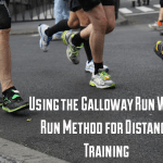 Using the Galloway Method ~ Run, Walk, Run