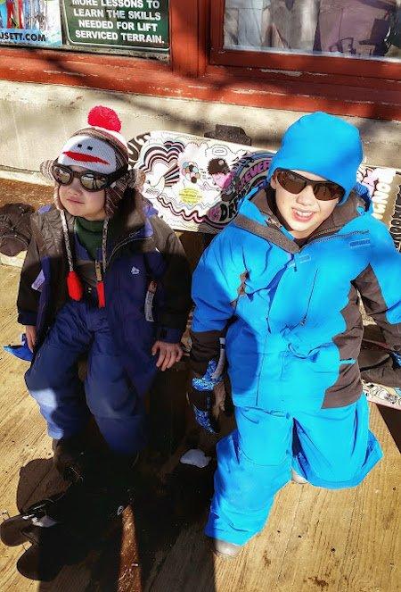 Boys Wachusett Mountain