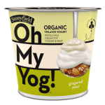 Stonyfield Love: Smoothies, Chia, and Oh My Yog!