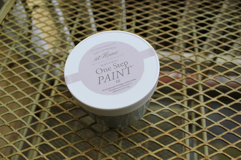 Painting Wicker Furniture With Chalk Paint 30 Something Mother Runner