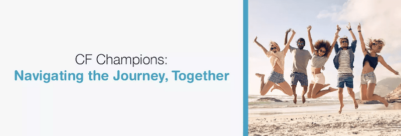 CF Champions Navigating the Journey Together