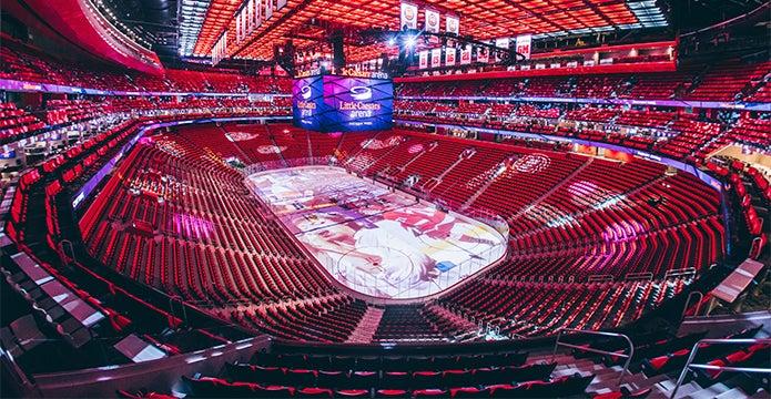 Official Little Caesars Arena Concert Tickets  Venue Information