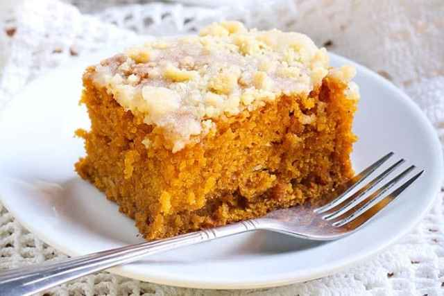 Pumpkin for the Heart and Soul: Pumpkin Spice Bars