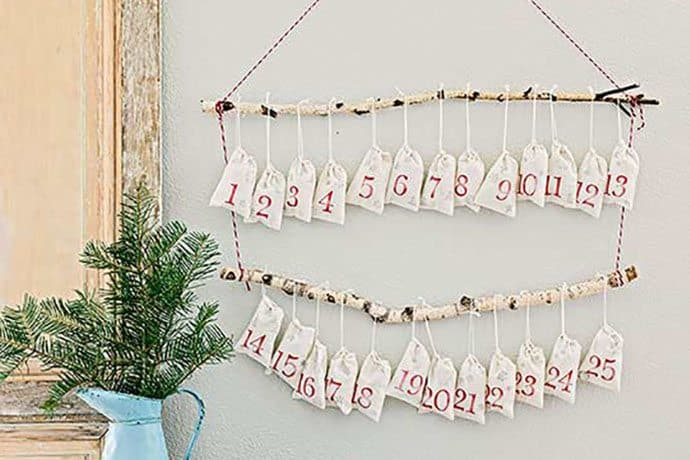 Easter Religionfacts Easy Homemade Advent Calendars To Diy 31 Daily