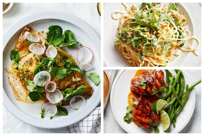 31 Daily Weekly Dinner Meal Plans - 31 Daily