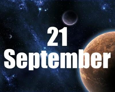 September 21 Birthday horoscope - zodiac sign for September 21th