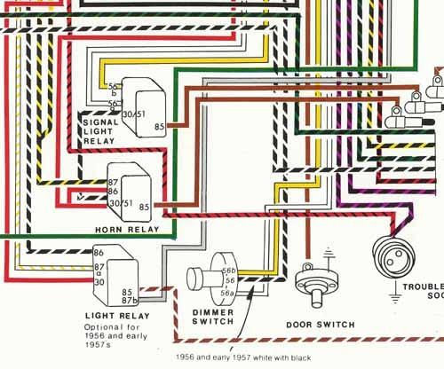 Porsche 356 Wiring Diagram Electronic Schematics collections