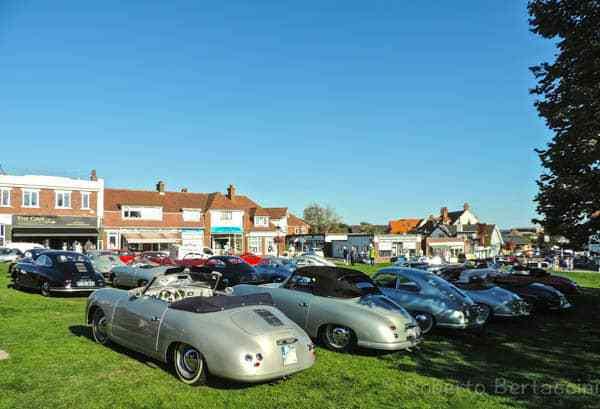 Porsche 356 pre A Meeting England 2015