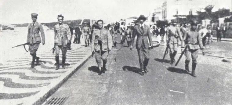 revolta dos 18 do forte, copacabana