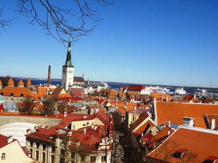 tallinn, na estônia