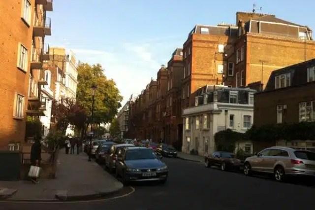 Kensington, onde ficar em Londres
