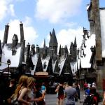 O parque do Harry Potter em Orlando
