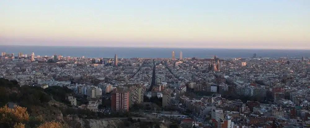 Como é a vida em Barcelona