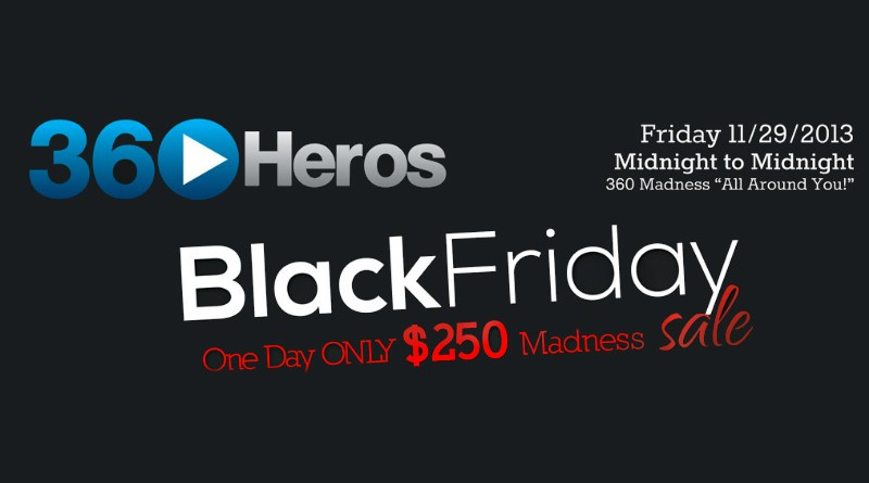 Black Friday Sale Feature