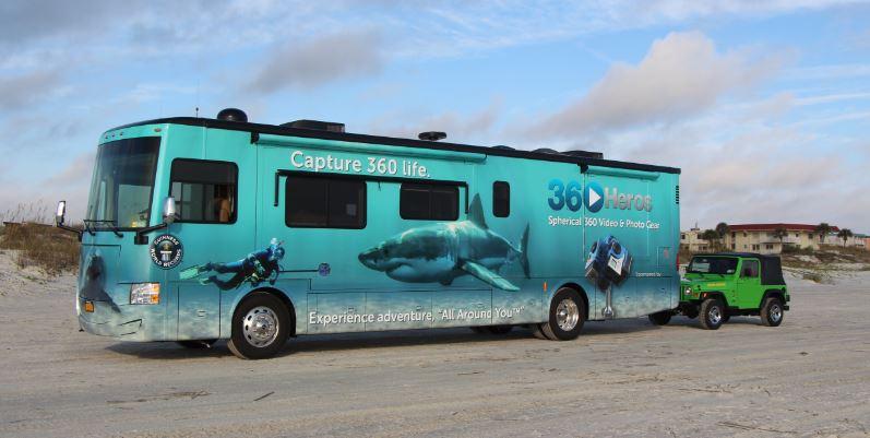 360Heros Mobile Tech Center