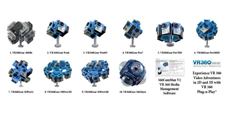 360Heros Complete Holders