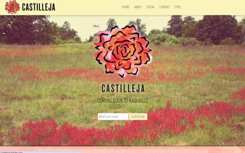 CastillejaNashville.com - Home