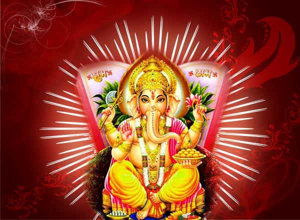 Ganapati Wallpaper 3d Lord Ganesh Card From 365greetings Com