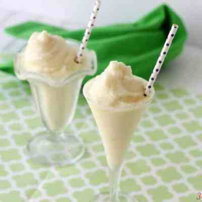 healthy pineapple whip