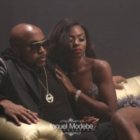 Banky W Writes About The Time He heard Niyola Singing in the Bathroom