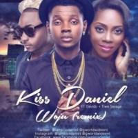 Kiss Daniel - Woju (Remix) ft. Davido, Tiwa Savage