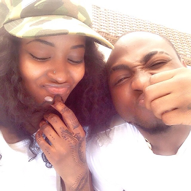 Davido and Girlfriend 36NG 6