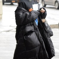Rihanna Spotted First Time Since Chris Brown Baby News, Looks in Deep Thought - Photos