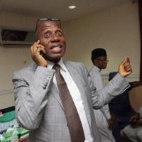 Dangote, Amaechi, Tambuwal, Abdusalam, Osinbajo Et Al Celebrate With Buhari In Abuja - PHOTOS!