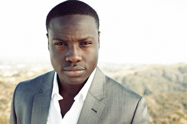 Dayo Okeniyi at San Vincente Mountain Park