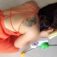 Proud Mom! Nadia Buari Shows Off One Of Her Beautiful Twin Babies - PHOTOS!