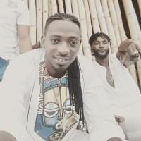 Vacation: Embattled Adebayor and May D Hang Out