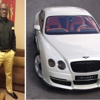 Bentley Fever! Meet 8 Nigerian Entertainers That Own A The Luxurious GT Automobile - PHOTOS!