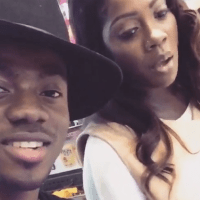 Korede Bello Takes Tiwa Savage On A Date....Guess What They Did Together!