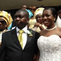 10 Beautiful Nigerian Celebrities Who Married Men Who Don't Have Six-Pack Abs (Photos)