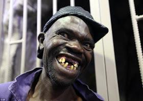 3 Times Winner Of Ugliest Man In Zimbabwe