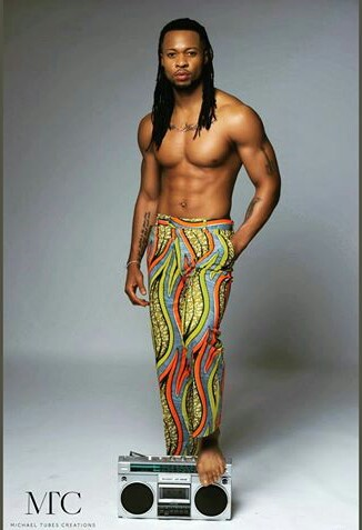 For The Ladies! Flavour Flaunts Hot Body In New Photos (4)