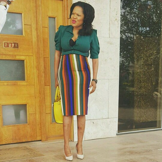 Nollywood Star, Toyin Aimakhu Looking Stylish In New Photos (1)