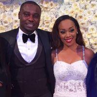 See Photos From Davido's Sister Coco Adeleke Dubai White Wedding