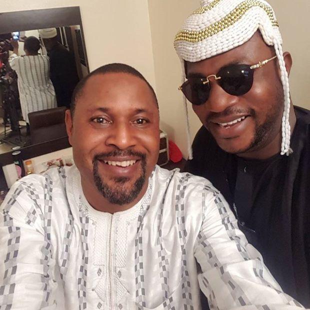 Odunlade Adekola and Saidi Balogun