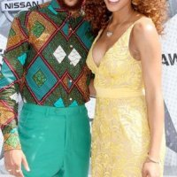 Nigerian-American Singer, Jidenna Shows Off His Girlfriend As They Storm The Red Carpet Together (Photos)