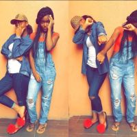 All The Times Mercy Aigbe & Iyabo Ojo's Teenage Daughters Set BFF Goals On Instagram
