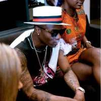 Wizkid's 20 Year Old Girlfriend Justine Skye Says It's Impossible For Him To Release Bad Song