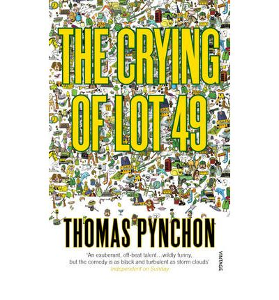 an analysis of an ambiguous relationship in the crying of lot 49 Donald trump's failing presidency  after i quit crying over what my generation has apparently produced  remember this there may be a lot we common folk don.