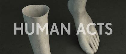 Human Acts by Han Kang