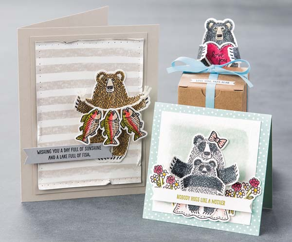 Bear Hugs Bundle Projects